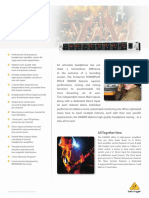 BEHRINGER_HA8000 P0185_Product Information Document