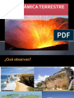 GEODINÁMICA TERRESTRE