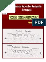 geologia estructural