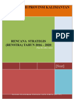 Cover Renstra 2016-2020