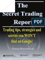 The Secret Trading Report