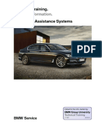 BMW 06_G12 Driver Assistance Systems