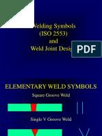 Weld- Design -Symbols r01