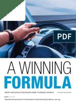 Autoliv - A Winning Formula. Target Fall 2016