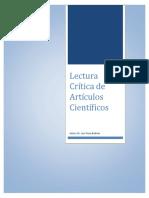 Lectura Crítica de Articulos Científicos