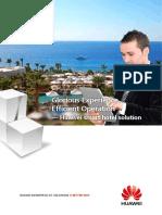 Huawei Smart Hotel Solution Brochure