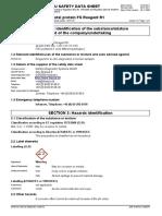 Total Protein FS Reagent R1-GB-14