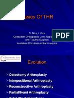 Basics of THR