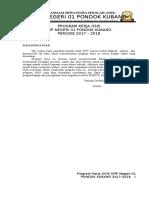 Program Kerja-osis Smp