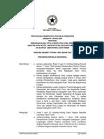 Peraturan Pemerintah Nomor 5 Tahun 2007