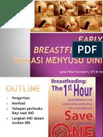 Lydia- Early Breastfeeding
