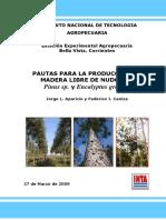 Script-tmp-Inta Madera Libre de Nudos Pinus Sp Eucalyptus Gran