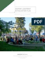 Lakeport Lakefront Revitalization Plan