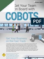COBOTS - Universal Robots