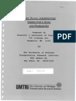 Basic Naval Architecture Instructors Guide and Problem Set.pdf