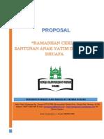 Proposal Santunan YDF Oks