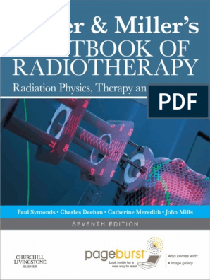Walter and Miller's Textbook of Radiotherapy pdf | Electron