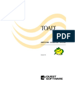 TOAD Getting Started Guide.pdf