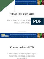 TECNO EDIFICIOS 2010