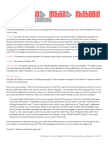 ENGL 1900 Evaluation Argument Fa17