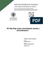 SANDIN - El Hip Hop Como Movimiento Social y Reivindicativo