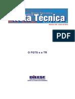 04. Estudos sobre o FGTS e a TR - Nota Tecnica.pdf