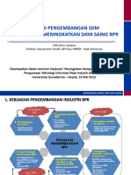 BI Pengembangan SDm BPR Gunadarma 230512 Rev1