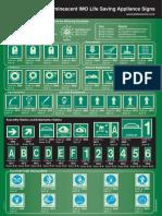 IMO Life Saving Appliance Signs 02