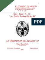 LA ENSEÑANZA DEL GRADO 18 COMPILACION.pdf