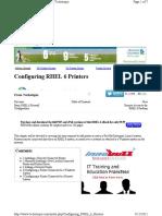 CH 23 - Configuring RHEL 6 Printers
