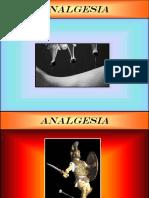 Aula Analgesia