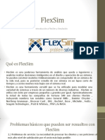 FlexSim - Introduccion Al Programa