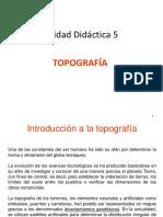 UD5 Topografia Tema 1 y 2