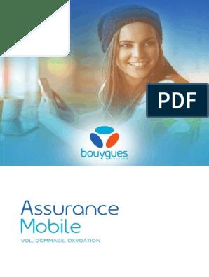 Brochure Assurance Mobile Spb Courtier Assurance