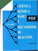 Cinética Química Básica y Mecanismos de Reacción - Avery