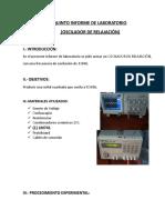 5. Quinto Informe de Laboratorio