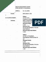 Schmidt Plea Agreement