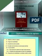 Capitulo 2 Do Livro Teoria Da Contabilidade de Sergio Iudícibus