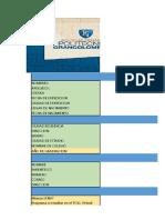 Formulario de Inscripcion Politecnico Grancolombiano