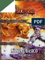 Dragon Fantasy Saga - Manual Básico (v5.0) - Biblioteca Élfica