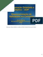 LOGICA - Programação Orientada a Objetos - OOP e Desenvolvimento de Aplicações em Camadas