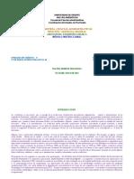 - Programa de Estadì-stica de Postgrado Gerencia General de La Udo3