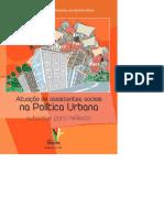 CFESS-Atuação de as Na Politica Urbana
