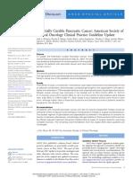 ASCO Pancreatic Cancer