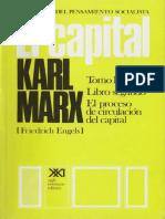 El Capital Vol. 5 (Libro II-II)