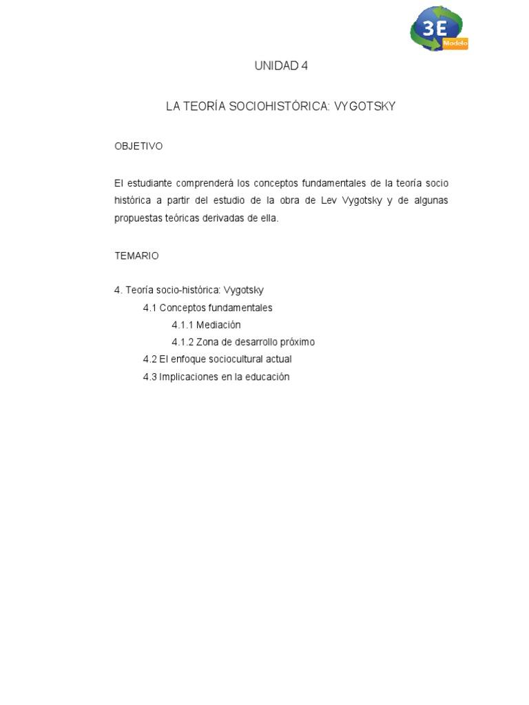 Vigotsky Zona De Desarrollo Proximo Libro Pdf Download