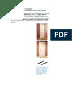 Door - Making a Solid Wood Door