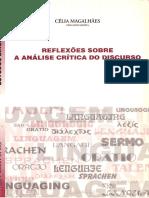 Reflexões sobre a Análise Crítica do Discurso (MAGALHÃES, 2001).pdf