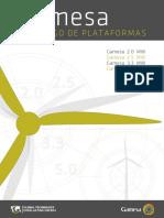 Catalogo Plataformas