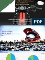 Motos Eléctricas 2da Entrega